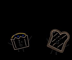 Muffin and Bread