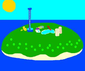 ...Dream Island?