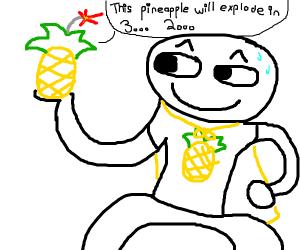 Death pineapple