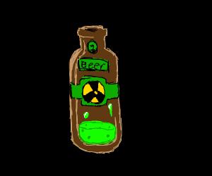 Toxic beer