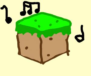 block singing, IDK