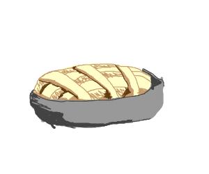 Wine Pie