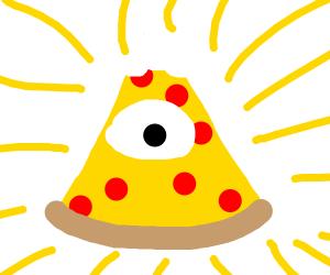 Pizza is Illuminati