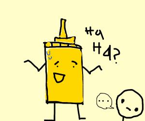 Funny Mustard