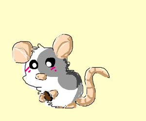Chibi mouse