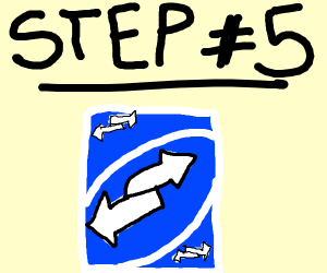 Step 4: Get abducted by Aliens?!
