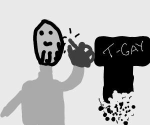 Thanos destroys TSERIES