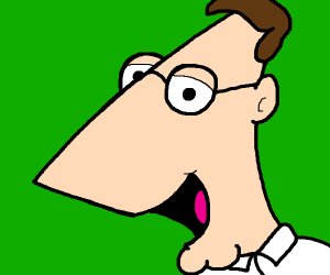 Phineas and Peter Griffin fusion
