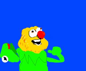 Yermit (yellmo is Kermit)