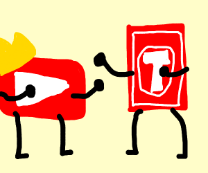 pewdiepie losing the sub battle with T-Series