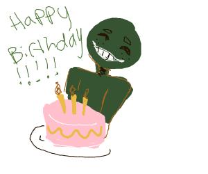 It's my birthday!!!!!!!!