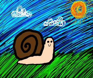 Happy Snail Boi