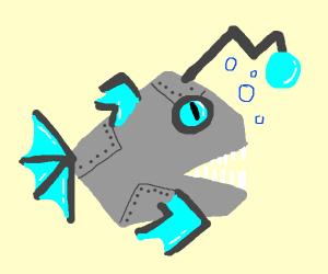 A Robot Angler Fish