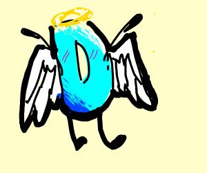 Drawception angel