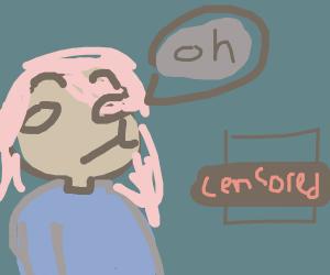Art critic questioning comic panels 10-15