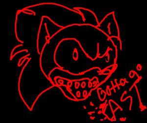 Creepy Sonic