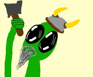 Alien Viking