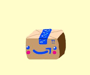 Happy Amazon Box (Cute)
