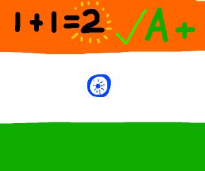 good math in india