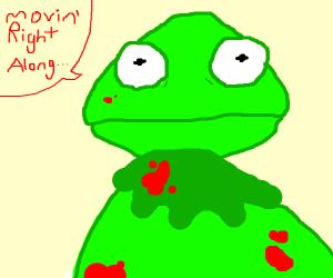 Murderer Kermit