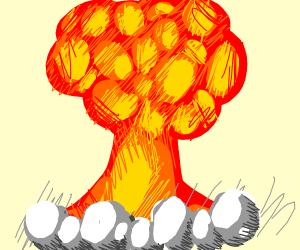 Explosions Are Rad