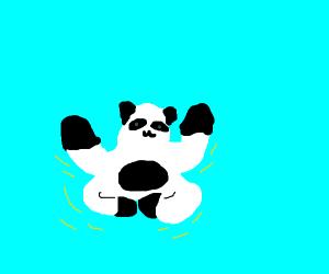 panda reaches transcendence