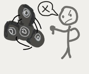Fidget spinners suck