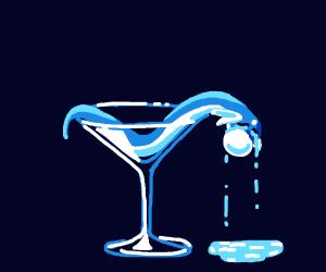 Depressed Dratini Martini