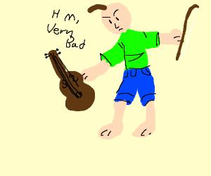 Violin Inspector