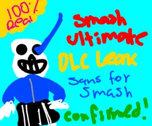 SMASH 5 DLC LEAK 100PERCENT REAL - Drawception