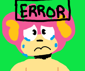 Pansear gets screwed by the error
