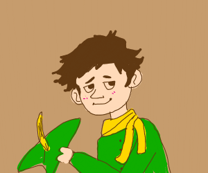 Snufkin without hat
