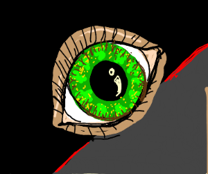 Good eye might