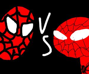 Spiderman vs Spooderman
