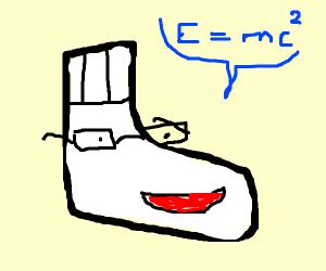 nerdy sock