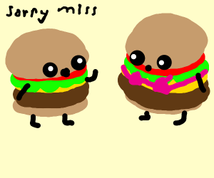 gay burger
