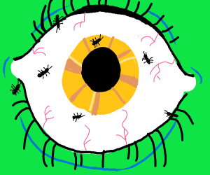 ants in the eyes johnson