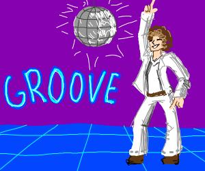 Disco Dancin' Man