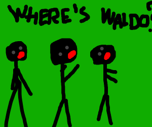 People searching for Waldo