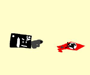 isis kills hitler