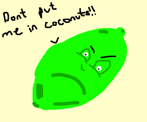 Cranky Lime