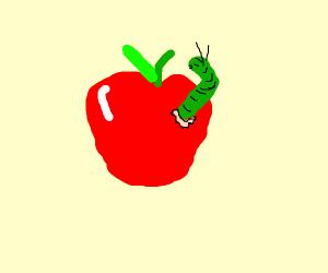 Step 1: Eat an Apple