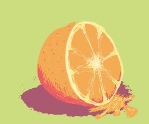 Orange (the fruit)