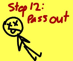 Step 11: Get overused
