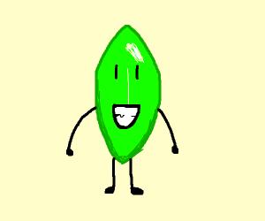 BFB Leafy - Drawception