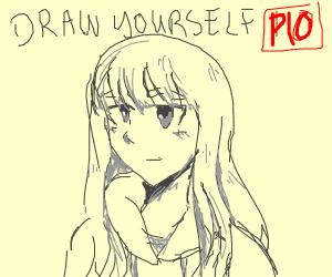 Draw yourself PIO