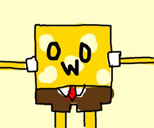 SpOWOngeBOWOb Squarepants