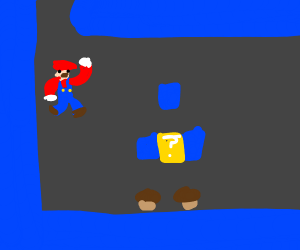 Mario underground