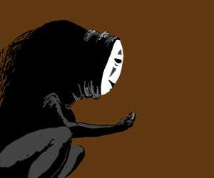 No-face (from Spirited Away)