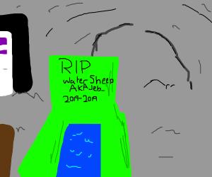 watersheep grave